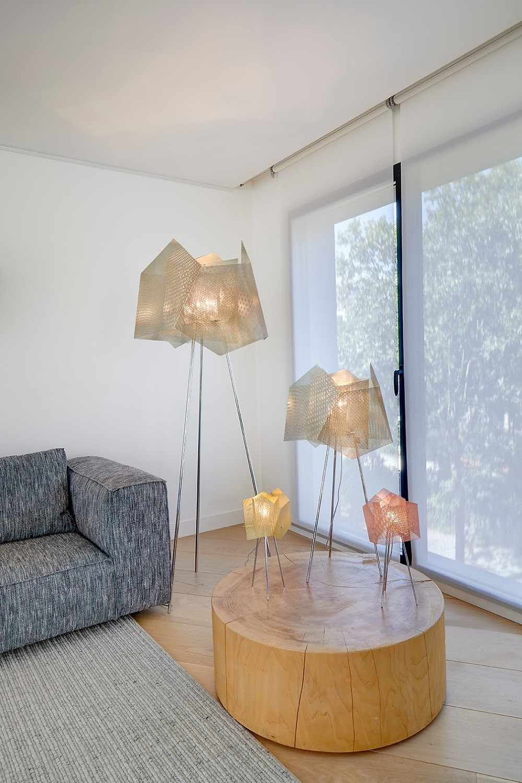 Lampes Cristal - Thierry Vidé Design