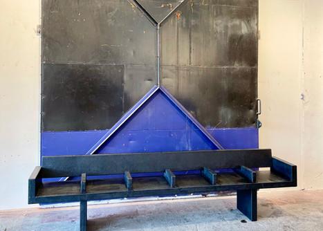 NYMbank Acrylic One zwart - hal Keilepan