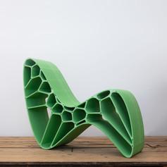 Morphy Chair by Arwin Hidding and Eliza Noordhoek [Custum edition N=1 via Dutch Chairmen]