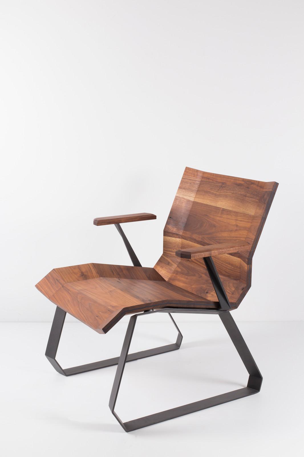 Flod Low chair by Van Tjalle & Jasper [2013, prototype series]