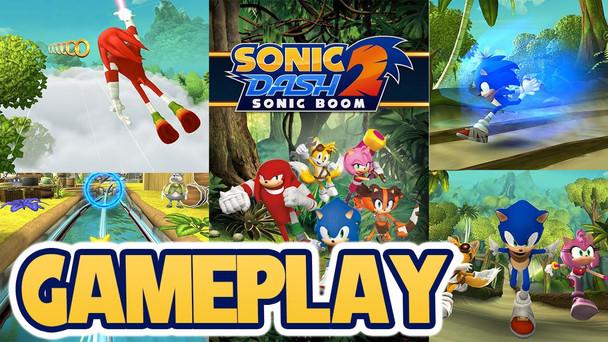 Baixar jogo Sonic Dash 2 para dispositivos iOS
