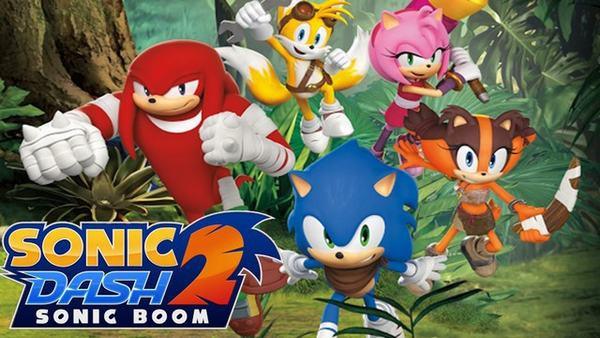 O que há de novo na versao de Sonic traco