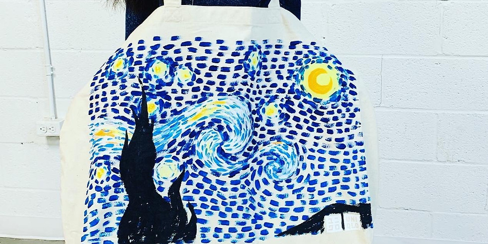 TOTE BAG: STARRY NIGHT