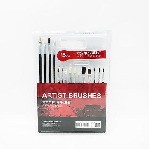 Transon Beginner Brush Set