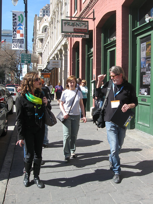 One Hour Downtown Walking Tour