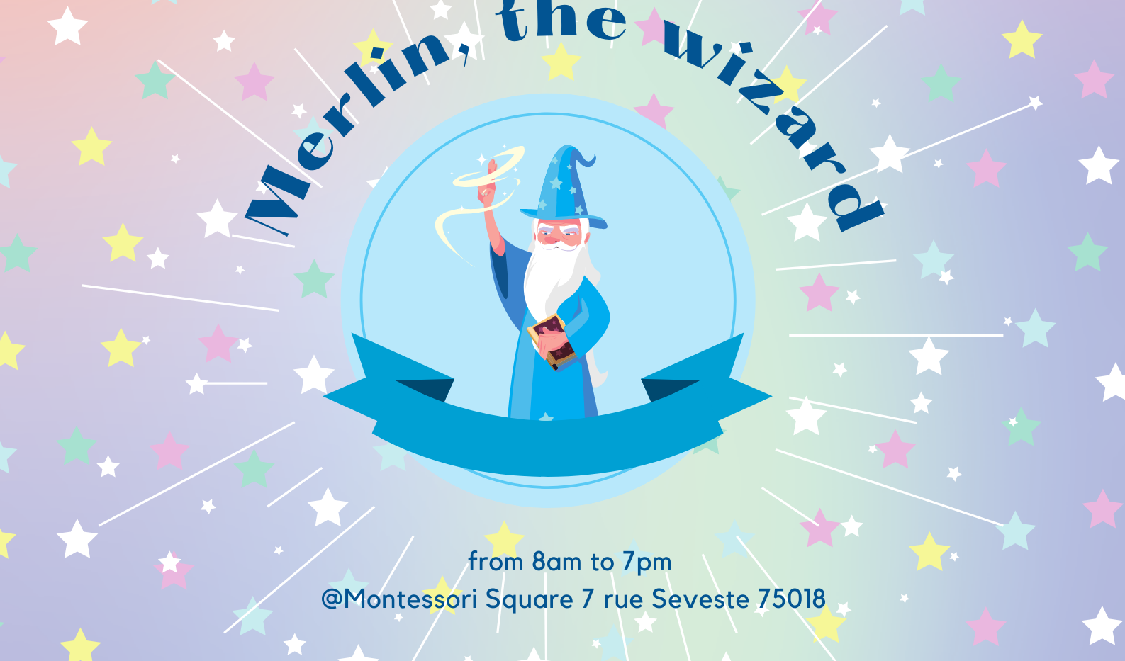 Merlin, the wizard 2nd week