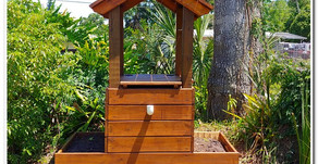 The Wishing Well Compost Tower
