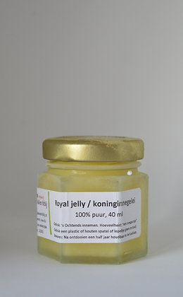 Royal jelly (koninginnegelei)