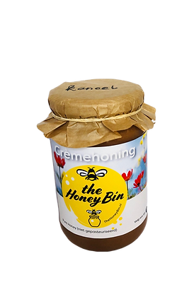 Crème honing kaneel