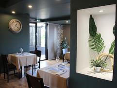 Aperçu salle restaurant