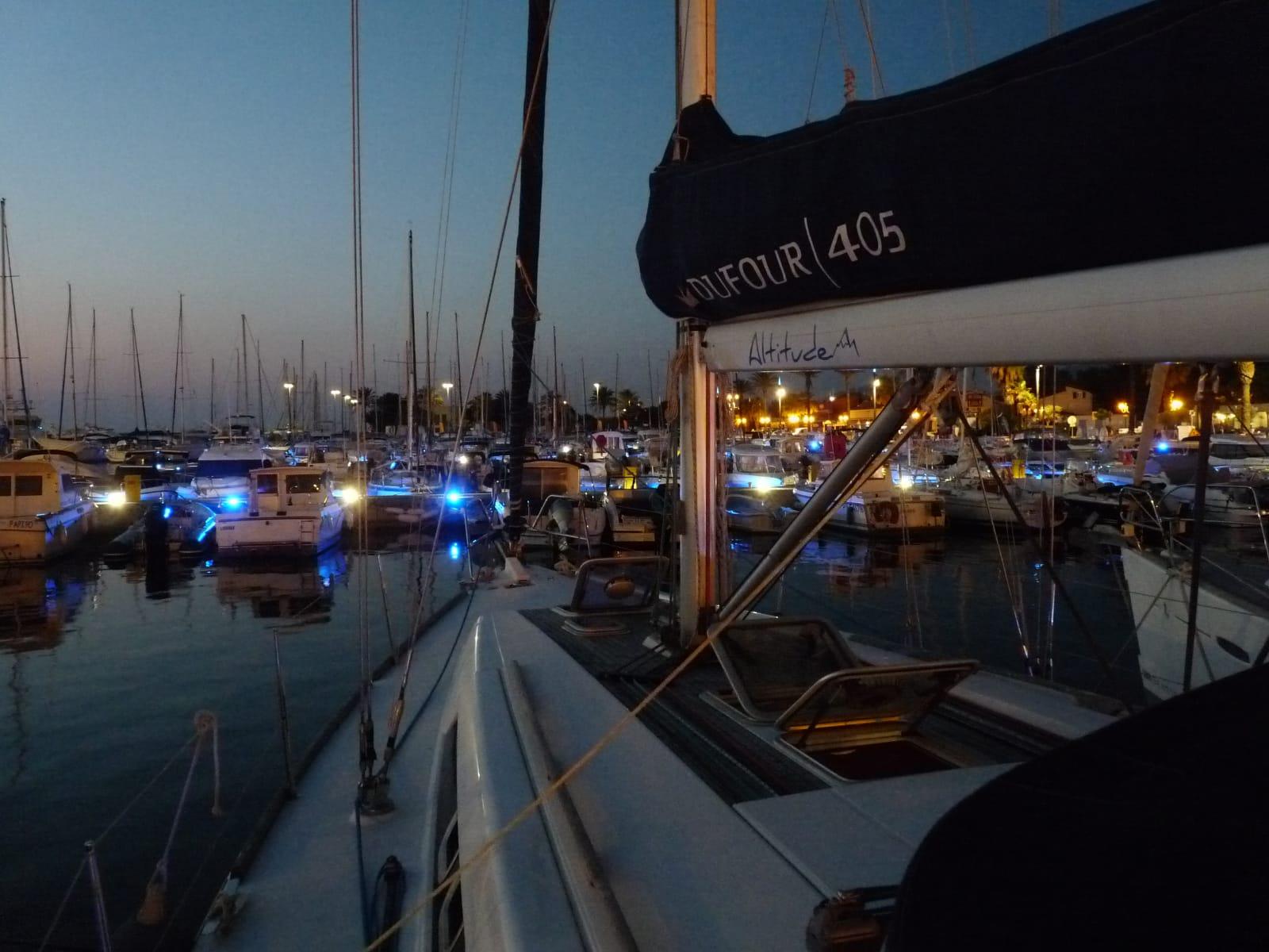 Marina saint Cyprien