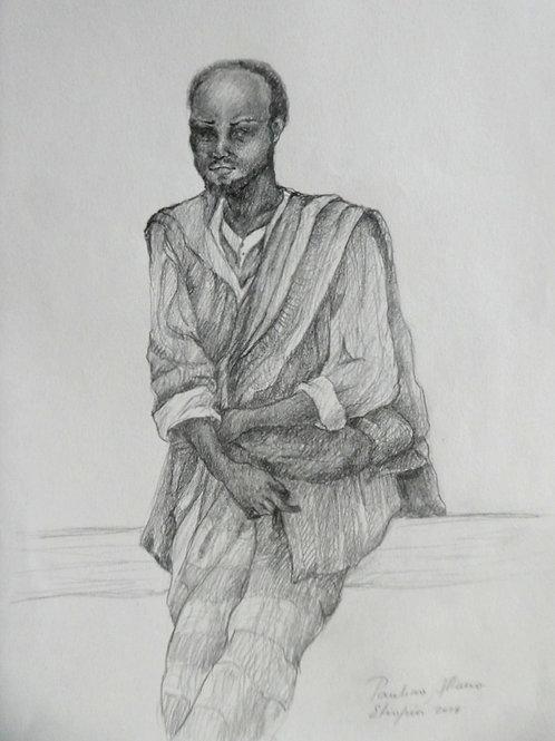 Dans la rue, Ethiopie