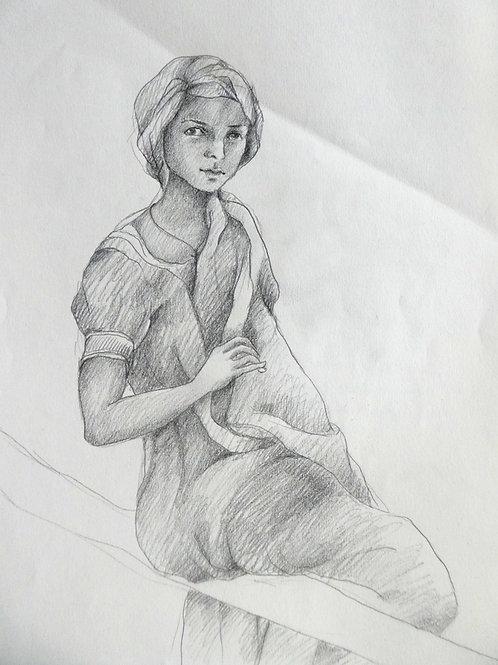 Adolescente, Ethiopie