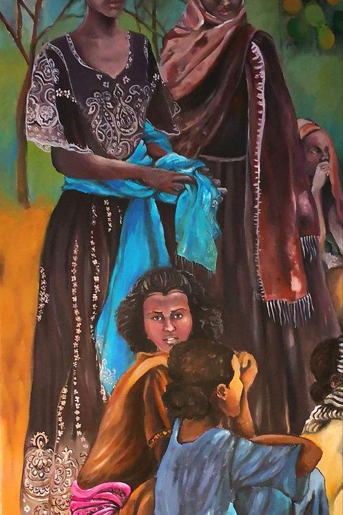 Femmes éthiopiennes