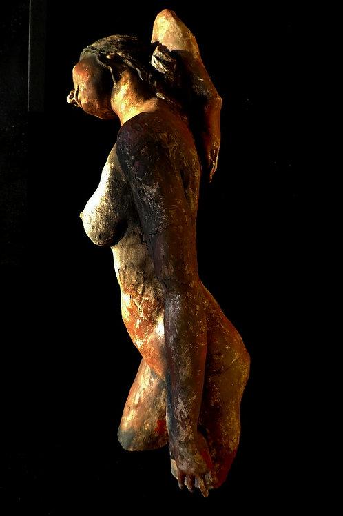 Nue féminine, 60 x 20 x 10 cm