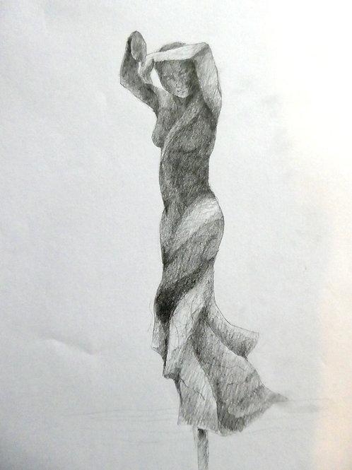 Série Flamenco  40 x 30 cm