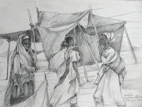 Au marché, Ethiopie