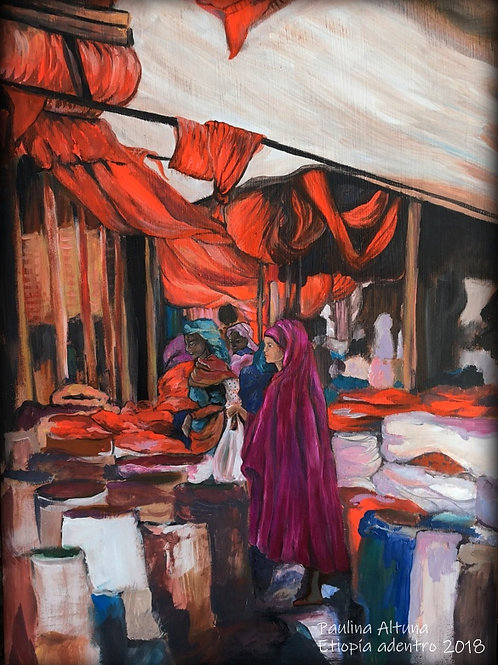 Marché Harar