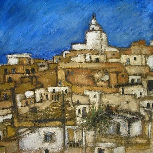 Paysage tunisienne
