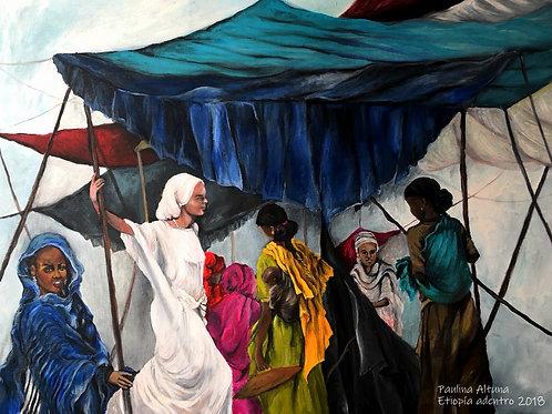 Marché en Ethiopie