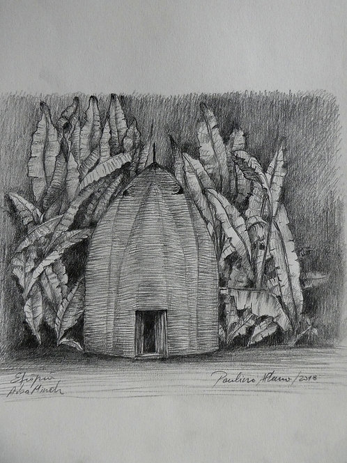 Kutul à Arba Minch, Ethiopie