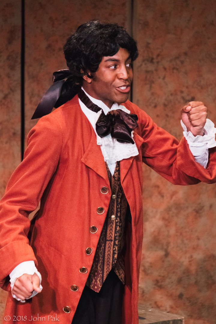 Darian McCall as Figaro