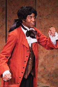 Darian McCall as Figaro
