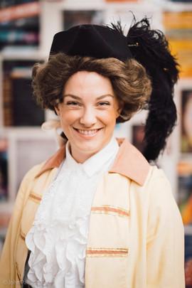 Hailey McAvoy, Cherubino