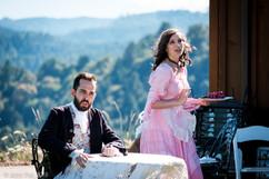 David Guzman and Lois Larsen singing a duet from La Serva Padrona (Pergolesi)