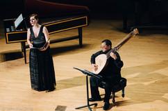 Mezzo Soprano Hannah Penn and Hideki Yamaya