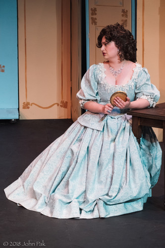 Megan Uhrinak as the Countess