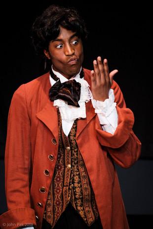 Dorian McCall, Figaro