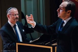 Byron Schenkman, Harpsichord and Ian