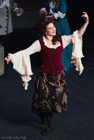 Alexis Silver in La Chûte de Phaëton