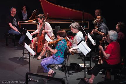 The Chamber Orchestra of La Chûte de Phaëton
