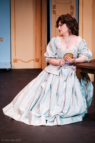Megan Uhrinak, Countess