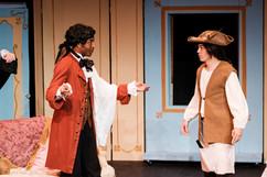 Dorian McCall, Figaro; Christopher Bang, Antonio