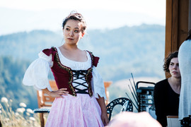 """Ivy Zhou singing the """"Drunk Duet"""" from the Elixir of Love (Donizetti)"""