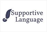 Supportive Language logo