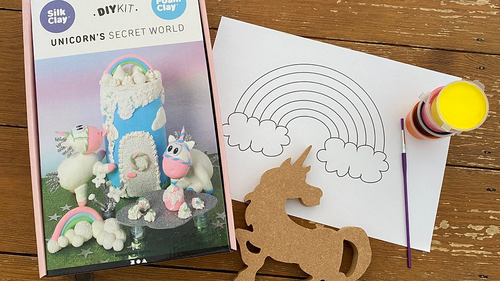 Unicorn Craft Set