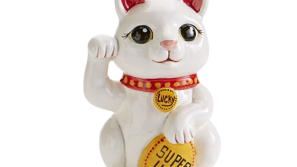Luck Cat Ornament