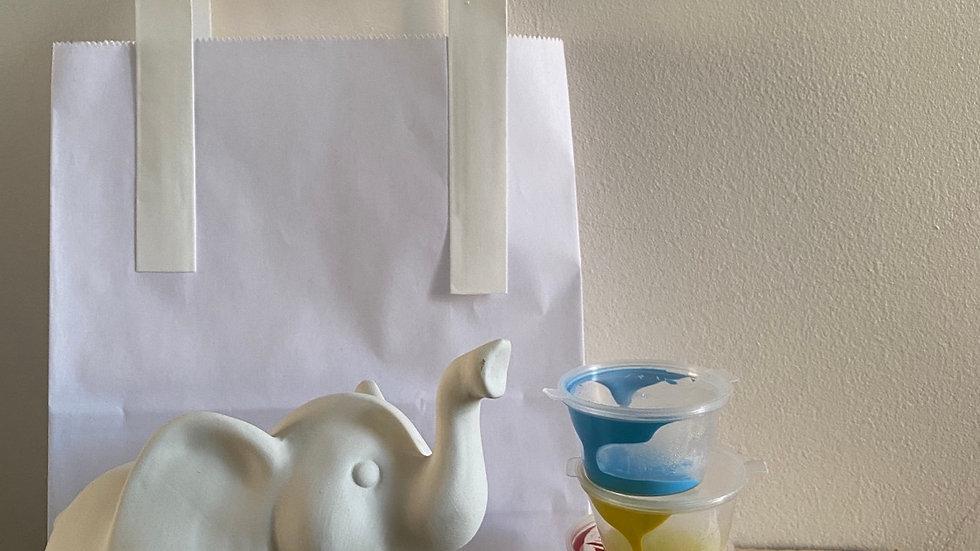 Elephant - take home kit