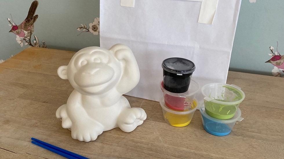 Monkey take home kit