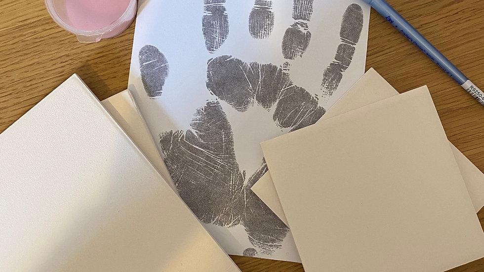 Handprint kit