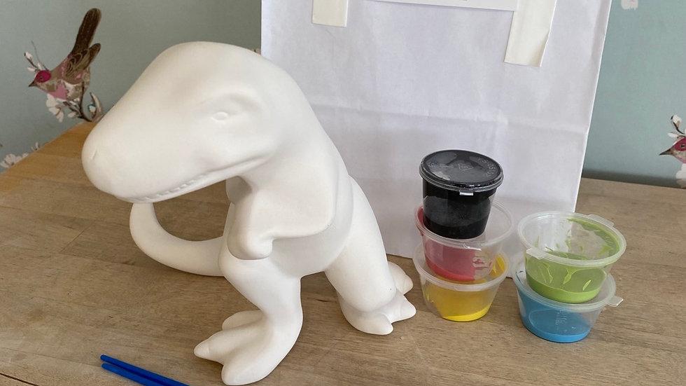 Dinosaur take home kit