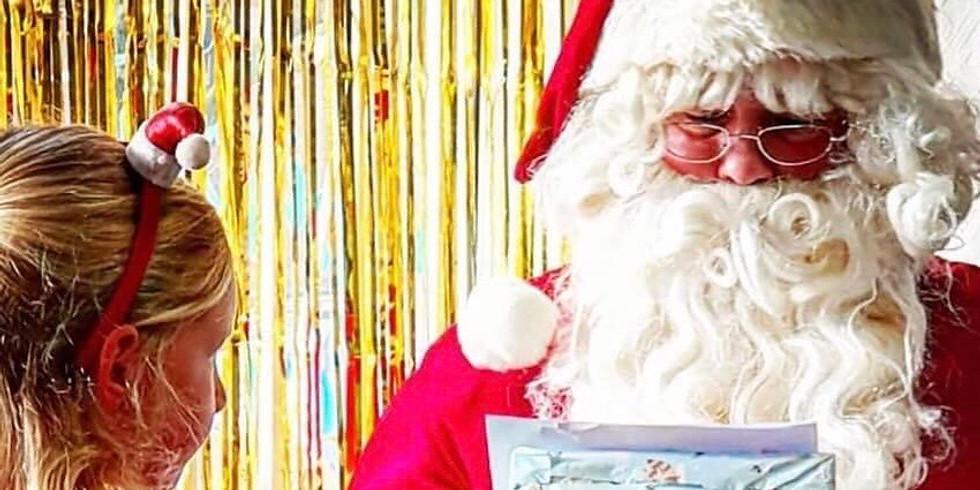 Santa's Grotto - 13th December 11-12:30pm