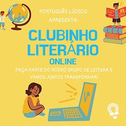 Clubinho Literário de Português