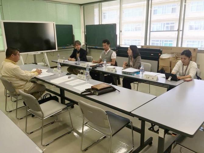 第3回 沖縄産学官協働人材育成WG-カリキュラム作成-