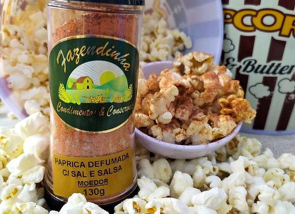 Moedor Páprica Defumada com salsa Fazendinha