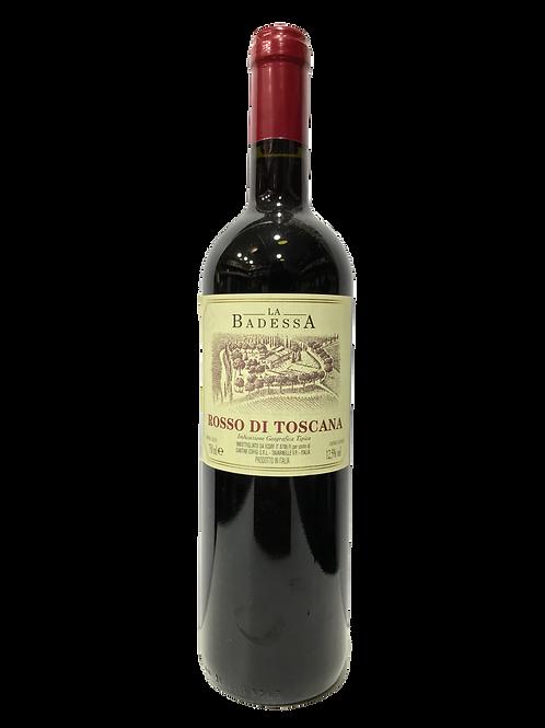 Vinho Tinto Rosso Di Toscana La Badessa